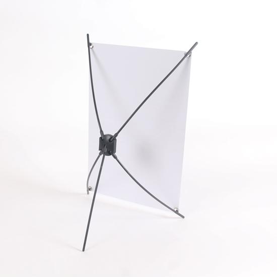 Mini X-banner Art Carton