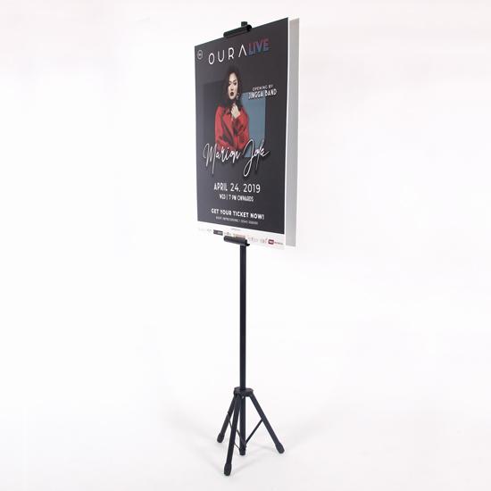 Foam Board + Sticker uk. 40 x 60 cm (Tanpa Tiang)