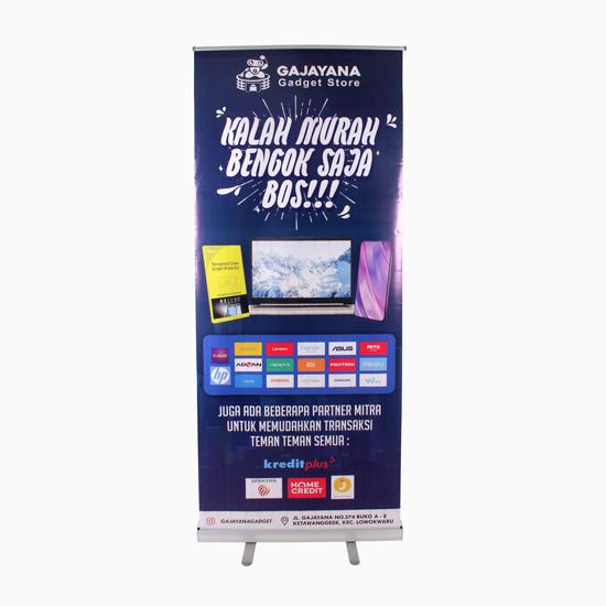 Roll Banner 60x160cm Frontlite 440 gr