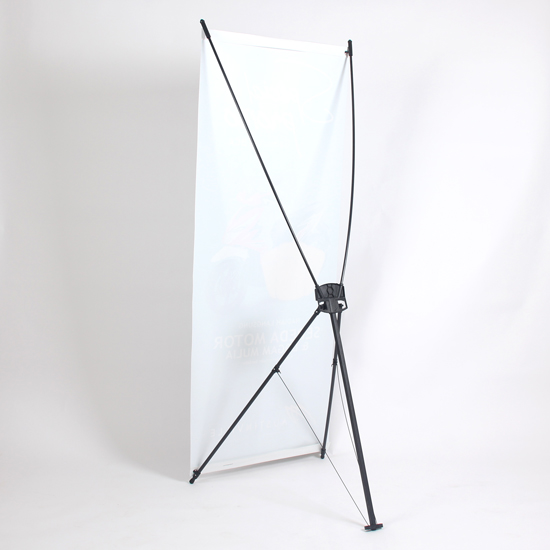 X-banner Frontlite 440 60x160 cm