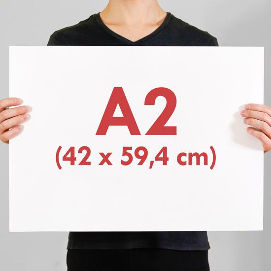 Poster A2 Art Carton 150 gr