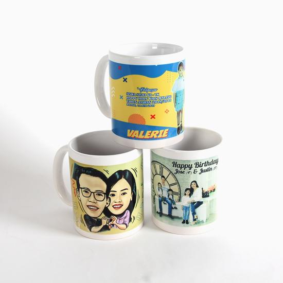 Mug Putih / Gelas