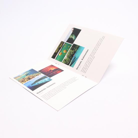 Booklet A5 (16 halaman termasuk cover)