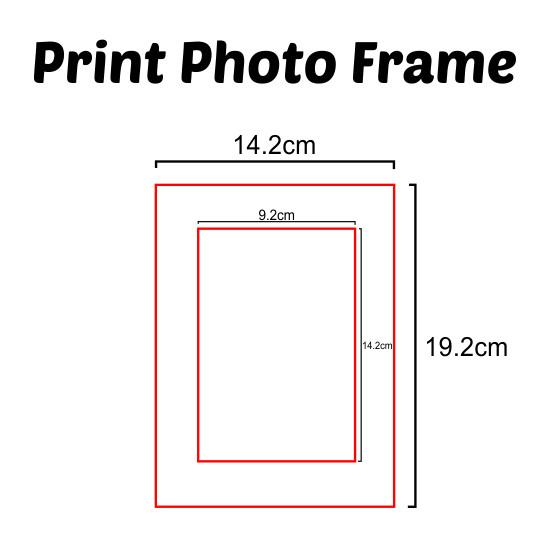 Print Photo Frame