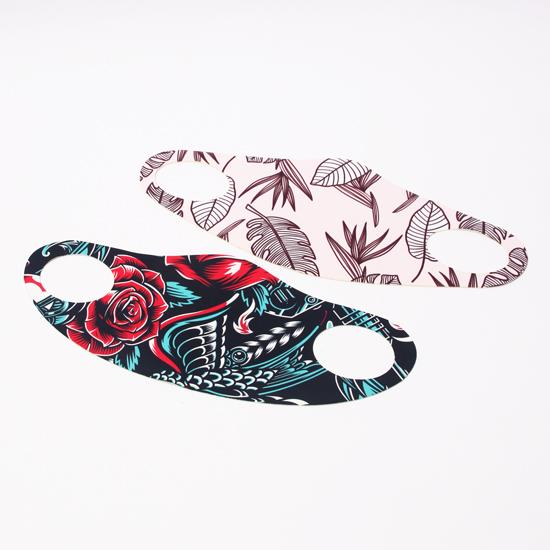 Masker Scuba Fashion (Non-medis) | MAESTRO