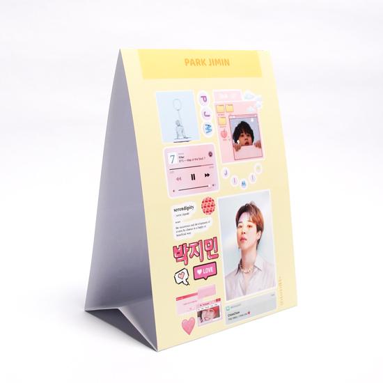 Tent Card / Tentcard A5