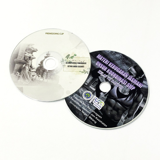 CD Label & Printing