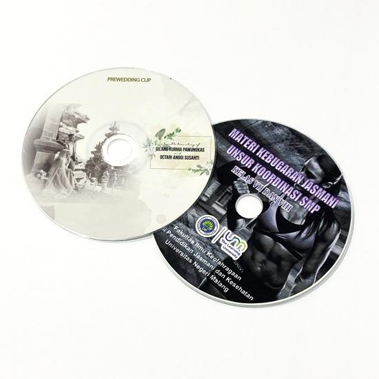 CD Label & Printing