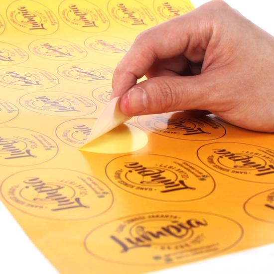 Print & Cut Sticker Bontaks